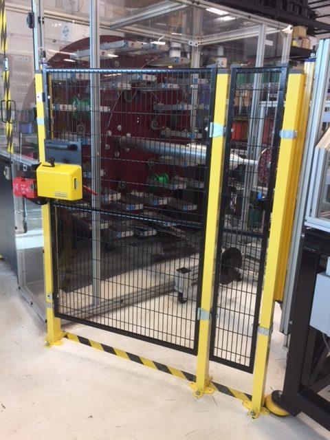 Troax Bulwark Safety Systems