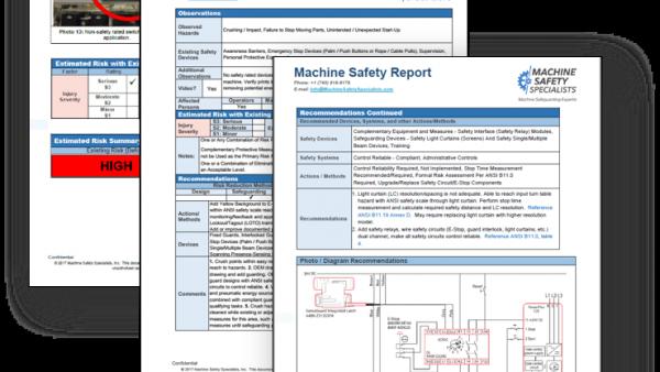 Machine Risk Assessments And Improving Profitability Bulwark